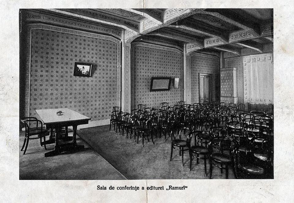 Revista ramuri, istori