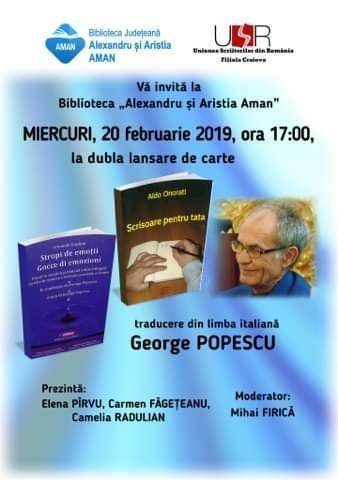 Scriitori italieni în traducerea lui George Popescu