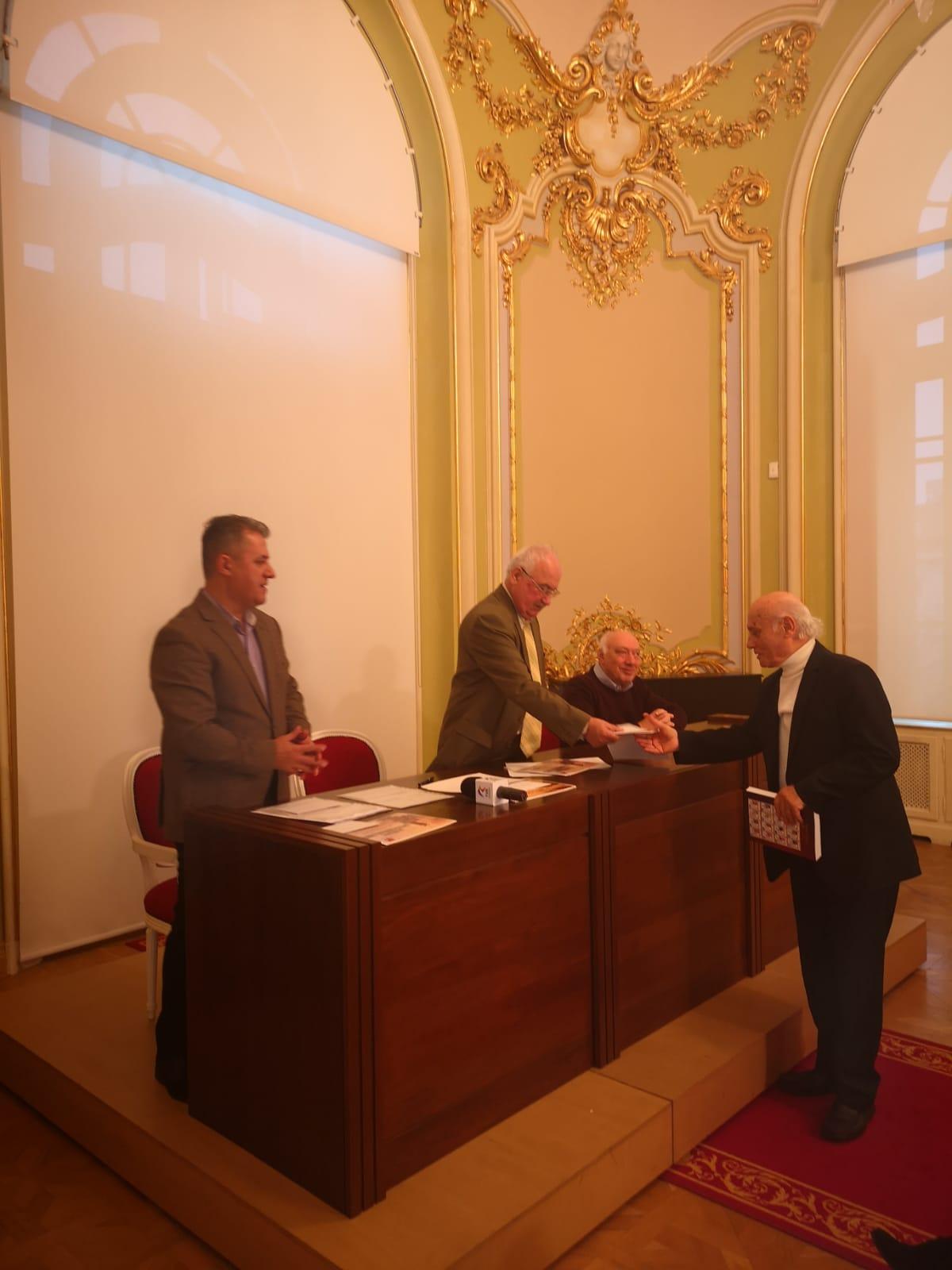 Au fost decernate Premiile Filialei Craiova a USR pentru volumele publicate în 2018